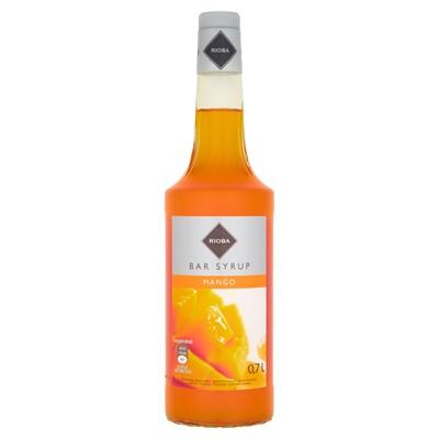 сироп барменский Rioba для напиткам Ноль .7л Манго
