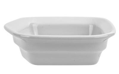 Salaterka naczynie pięciokątne ceramiczne