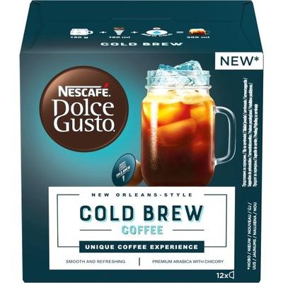 Nestle Nescafe Dolce Gusto Cold Brew 12 капсул