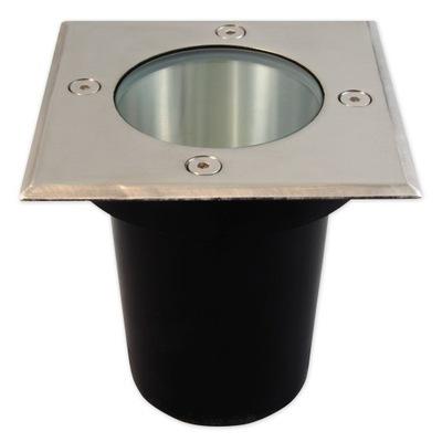 Oprawa lampa najazdowa gruntowa LED GU10 IP67 IK09