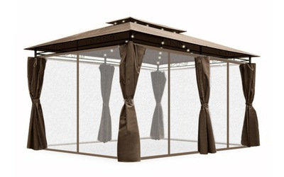 Namiot Handlowy Pawilon ekspresowy 2.5x2.5 MOCNY