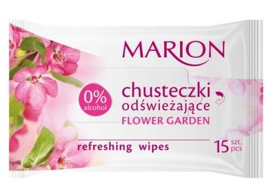 Marion chusteczki odświeżające flower garden 1063