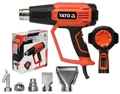 Пистолет горячего воздуха instagram аппарат 2000W 50 -600C Yato YT-82295