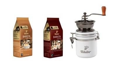 кофе ? зернах Tchibo Barista: Эспрессо + Crema