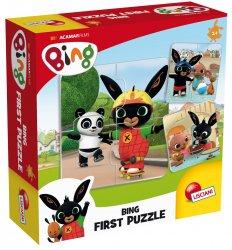 Puzzle Dieťa Lisciani BING (12m )