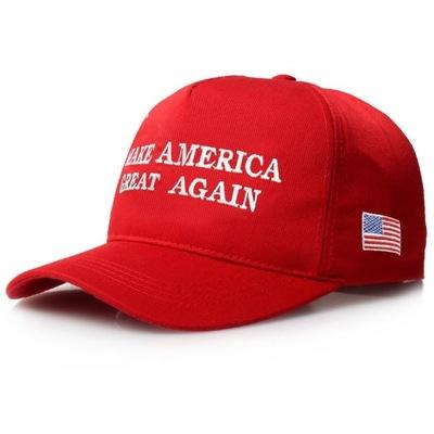 Czapki baseballowe Trump 2020 America Czapka z das
