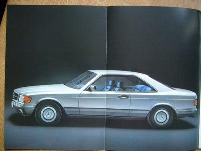 MERCEDES-BENZ S-KLASSE W126 / КУПЕ C126 1983 В ОЧЕНЬ ХОРОШЕМ СОСТОЯНИИ