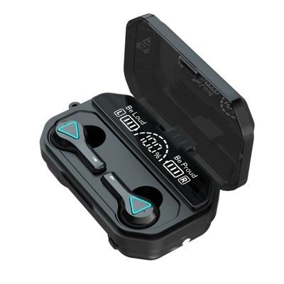 SŁUCHAWKI BEZPRZEWODOWE A15 Bluetooth V5.1 POWER