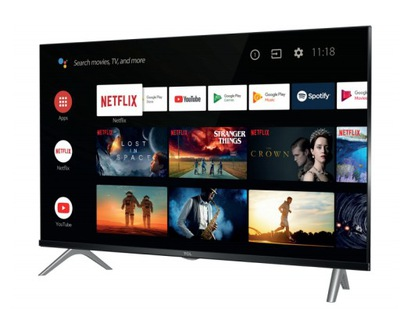 Telewizor TCL 40S615 40'' Android TV HDR FullHD
