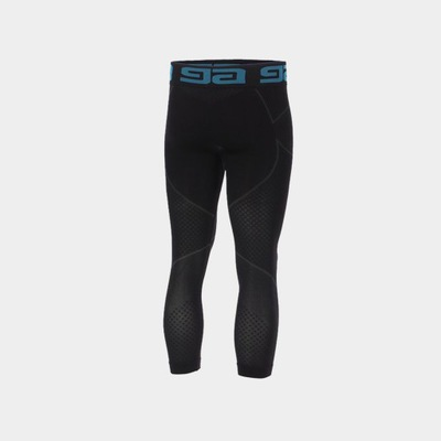 Gatta Leggins Run Men Dono 3/4 do biegania, M