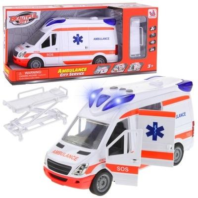 Veľké Ambulancie Ambulancie Ambulancie van Auto, Srd