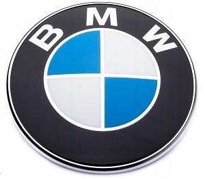BMW E36 E39 E46 E60 E90 E38 EMBLEMA INSIGNIA 82MM