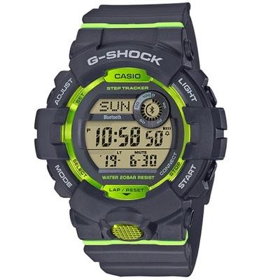 Zegarek G-SHOCK na KOMUNIĘ dla chłopca KROKI + BOX