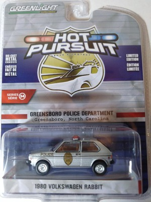 GreenLight 1980 Volkswagen Rabbit