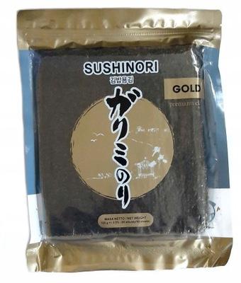 [WO] Водоросли ??? суши Нори GOLD 50 листов Корея