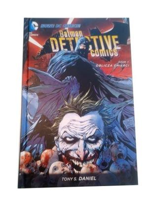 BATMAN DETECTIVE 1. OBLICZA ŚMIERCI 2013 r.