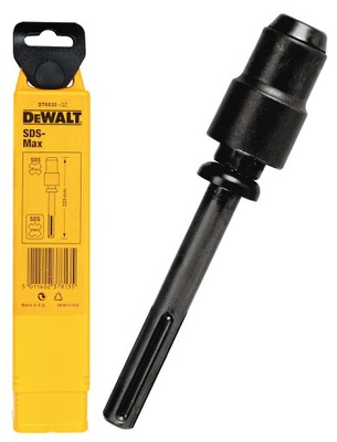 Adaptér SDS MAX SDS plus DeWALT DT6830