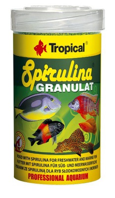 Tropical instagram гранулы 100мл корм Для Рыб