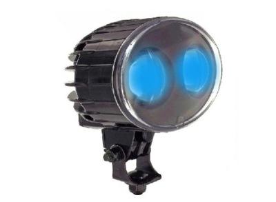 ФАРА BLUE SPOT LED (СВЕТОДИОД ) ГОЛУБАЯ 10-80V БАЛКА ПОГРУЗЧИК