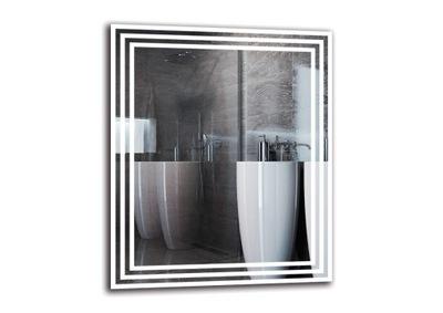 Lustro podświetlane LED 50x60 łazienkowe M1ZP-53