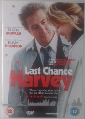 LAST CHANCE HARVEY - PO PROSTU MIŁOŚĆ (DVD)