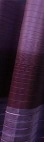 Tkanina w fioletowe paski na metry 150cm zasłona