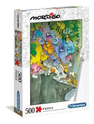 Puzzle 500 elementów MORDILLO The Surrender 35080