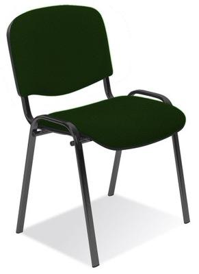 Krzesło konferencyjne ISO ZIELONE CIEMNE BL EF069