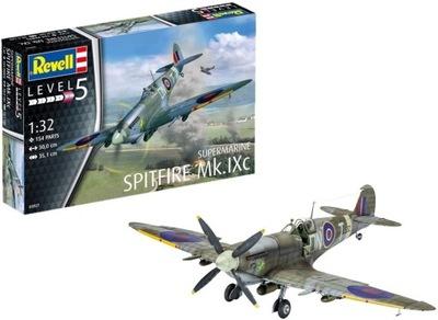 Model samolotu Spitfire Mk.IXC Revell 03927 1/32