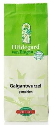 Galgant korzeń mielony St. Hildegard-Posch 100g
