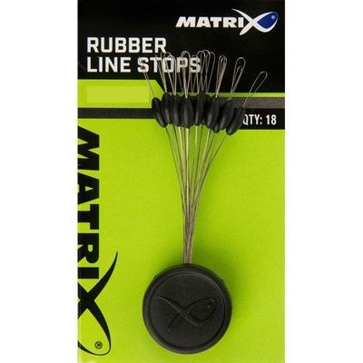 Matrix Rubber Line Stops Large