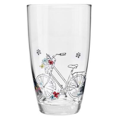 Стакана ДЕКО Велосипед  2x450ml ??? Воды , сока