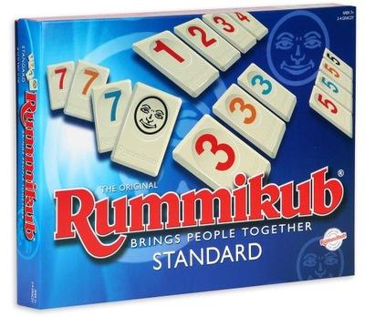 GRA RUMMIKUB STANDARD TM TOYS