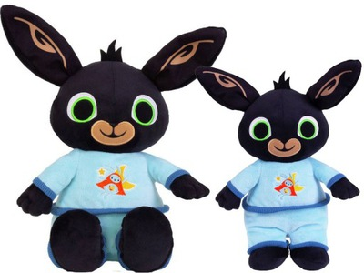 Bunny králik, Bing, Rozprávanie, Hranie noc
