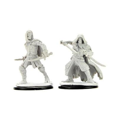 DnD Nolzurs Marvelous Miniatures Warforged Rogue