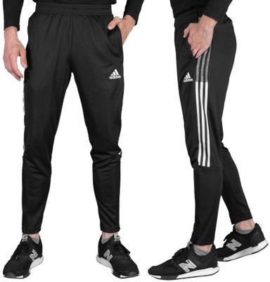 ADIDAS Tiro 21 spodnie dresowe męskie zwężane L