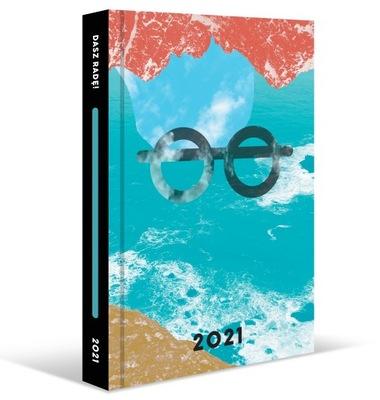 Kalendarz Planer Ks Jan Kaczkowski 2021 Dasz Rade 9746573477 Oficjalne Archiwum Allegro
