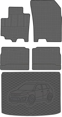 Suzuki Vitara II SUV 2020- Dywaniki + mata