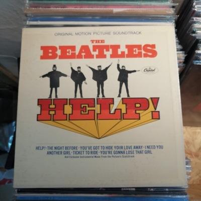 The Beatles Help Lp 7103 7695323494 Oficjalne Archiwum Allegro