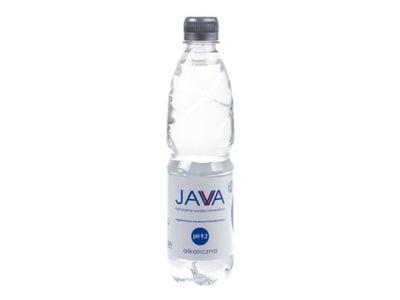 вода Вата щелочная pH 9 ,2 500 мл - Java