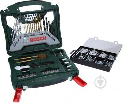Bosch комплект СВЕРЛ И БИТ 223 июня комплект X-line