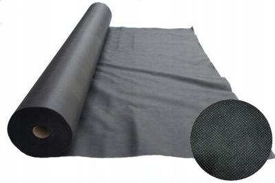 Agrowłóknina 100mb X 3,2m czarna UV