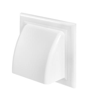 Kratka wentylacyjna / Zawór zwrotny fi 150 biała