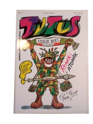 TYTUS księga XXIV 2010 r.
