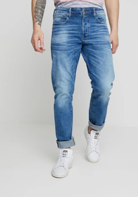G-STAR RAW 3301 STRAIGHT FIT - JEANSY __ 31/32
