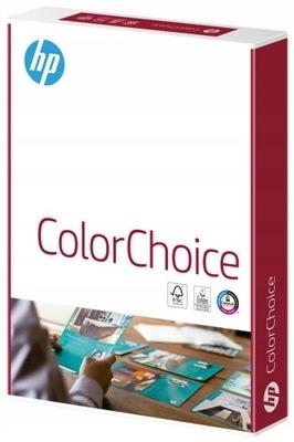 Papier satynowany HP Colour Choice, A4, 200g/m2 z