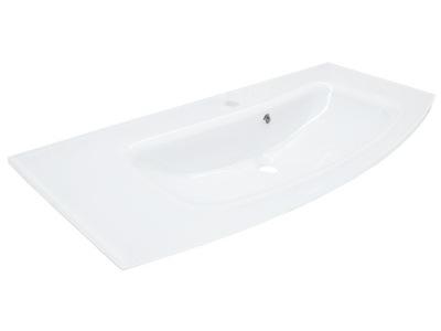 Sklenené umývadlo 100 cm Rondo Fackelmann 73201