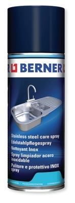 W24 Berner środek do czyszczenia stali nierdzewnej