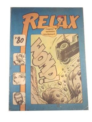 RELAX nr. 29 1980 r. wyd. I