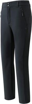 Damskie spodnie ciepłe polar outdoor wodoodporne